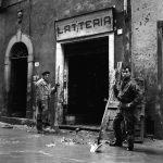 Danni nelle botteghe. Firenze 1966