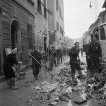 Angeli del fango. Firenze 1966