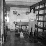 Danni alle abitazioni e alle botteghe. Firenze 1966