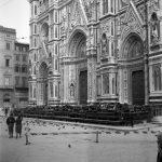 Piazza del Duomo. Firenze 1966