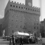 Piazza della Signoria. Firenze 1966