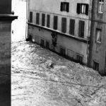 Corso Tintori visto dall'alto. Firenze 1966