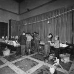 Militari in soccorso alla BNCF