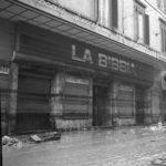 Teatro Verdi. Alluvione Firenze 1966