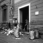 Danni ai negozi, Posta. Alluvione Firenze 1966