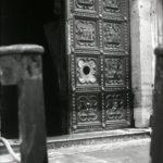 Porta del Battistero di San Giovanni. Firenze 1966