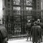 Porta del Paradiso, Battistero. Firenze 1966