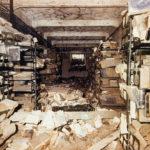 Periodici alluvionati nei magazzini della BNCF